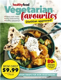 Healthy Food Guide Vegetarian Favourites