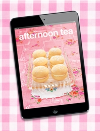 afternoon tea - digital edition