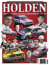 HOLDEN: The Racing History