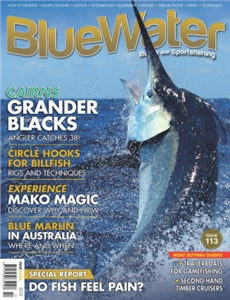 BlueWater Boats & Sportsfishing Magazine