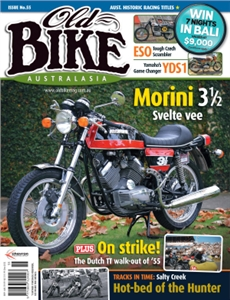 Old Bike Australasia Magazine