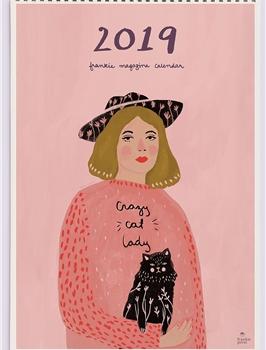 frankie calendar 2019