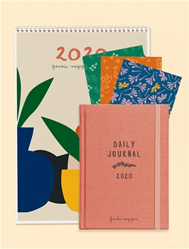 frankie 2020 diary + calendar + gift cards pre-order