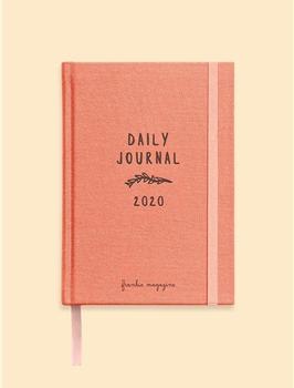 frankie 2020 diary