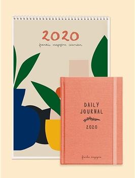 frankie 2020 diary + calendar
