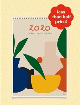frankie 2020 calendar