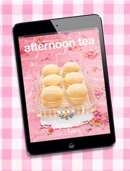 afternoon tea - digital edition