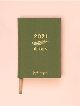 frankie 2021 diary