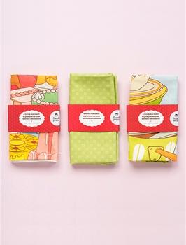 frankie tea towel bundle