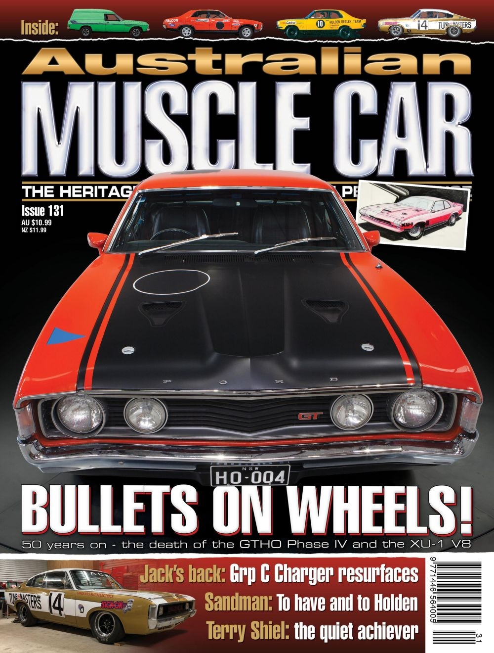 Australian Muscle Car-Magazine-Current issue