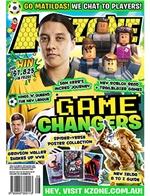 K-Zone Magazine Australia
