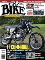 Old Bike magazine