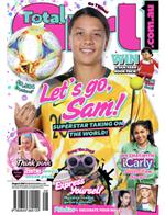 Total Girl Magazine Australia